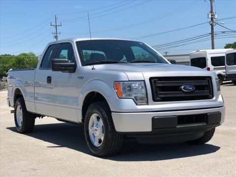 Pre-Owned 2014 Ford F-150 STX RWD Standard Bed