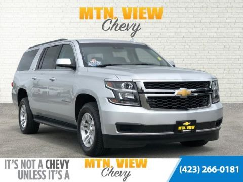 Pre-Owned 2019 Chevrolet Suburban LT RWD 4D Sport Utility